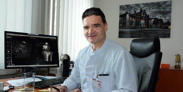 Prof. Dr. Bauer zum Präsidenten der NRW-Chirurgen gewählt