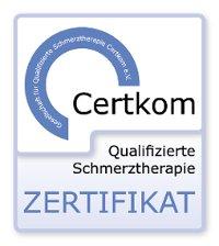 Certkom-Zertifikatssiegel