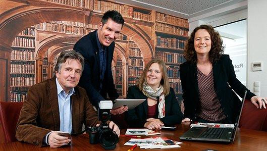 Öffentlichkeitsarbeit Marketing Klaus-Peter Wolter Susanne Janecke, Isabelle Deppe Christian Kollorz