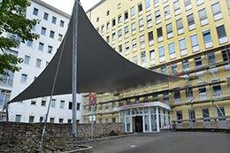 Einruestarbeiten Knappschaftskrankenhaus Dortmund