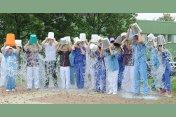 Eiswasserkampagne erfasst Kamen