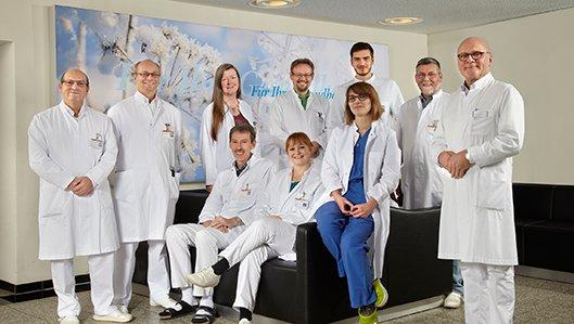 Klinik für Allgemein-, Viszeral- und Unfallchirurgie
