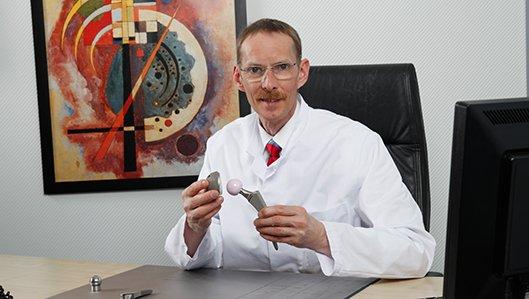 Chefarzt Dr. Dieter Metzner