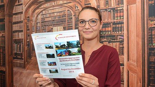 Veranstaltungsprogramm Klnikum Westfalen 2. Halbjahr 2018