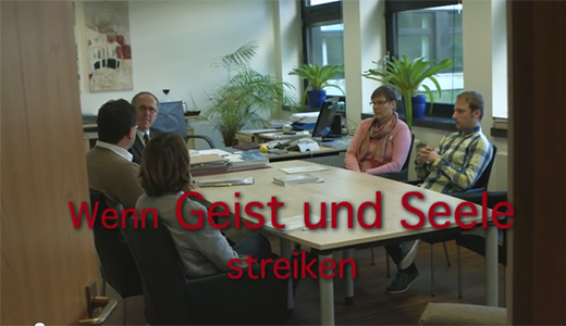Psychiatrie und Psychotherapie im Klinikum Westfalen
