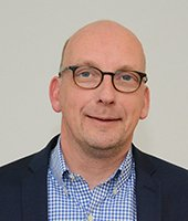 Jörg Sasse, Leiter Personal