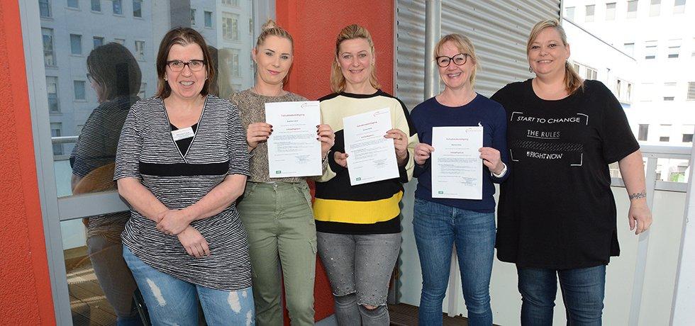 Kursangebot Familiale Pflege am Knappschaftskrankenhaus Dortmund