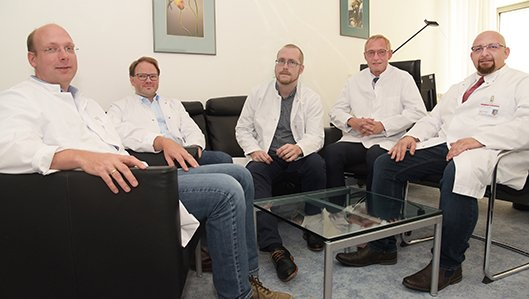 Team Anästhesie Klinik am Park Lünen