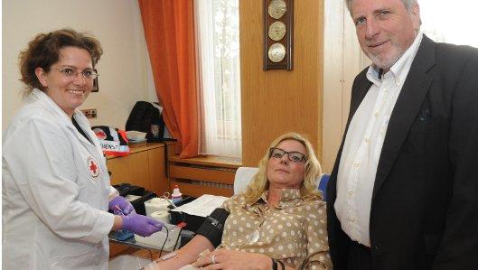 Blutspendeaktionstag