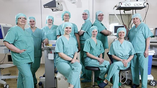 Klinik für Anästhesie und Operative Intensivmedizin