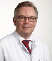 Oberarzt Dr. Bernd Weidmann