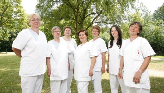 Das Pflege-Team der Klinik für Radioonkologie und Strahlentherapie