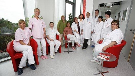 Frauenklinik und Geburtshilfe